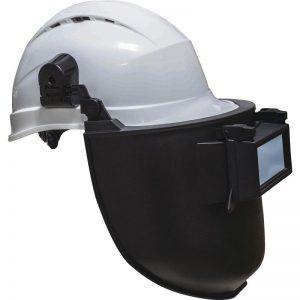 CASOUD2HE with helmet