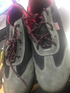 Safety Shoes Delta Plus COMO S1P BL