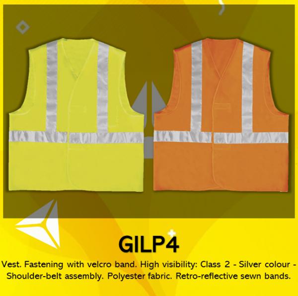 GILP4 VEST