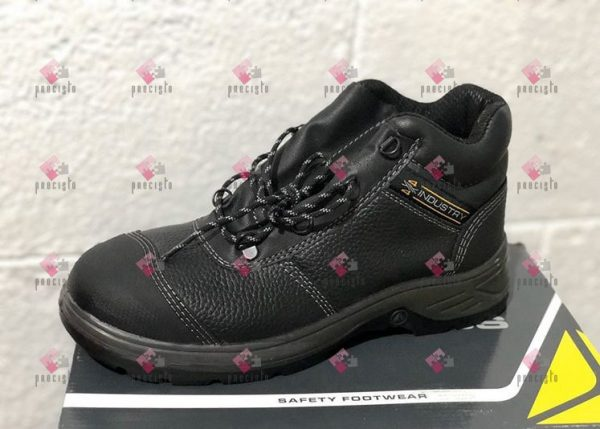 BLACK DELTA PLUS KORANDA SAFETY SHOES