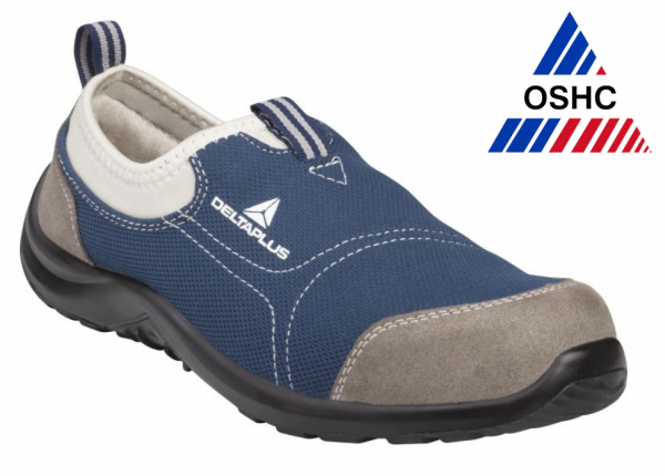 Safety Shoes MIAMI S1P BM