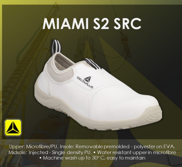 DELTA PLUS MIAMI S2 SAFETY SHOES