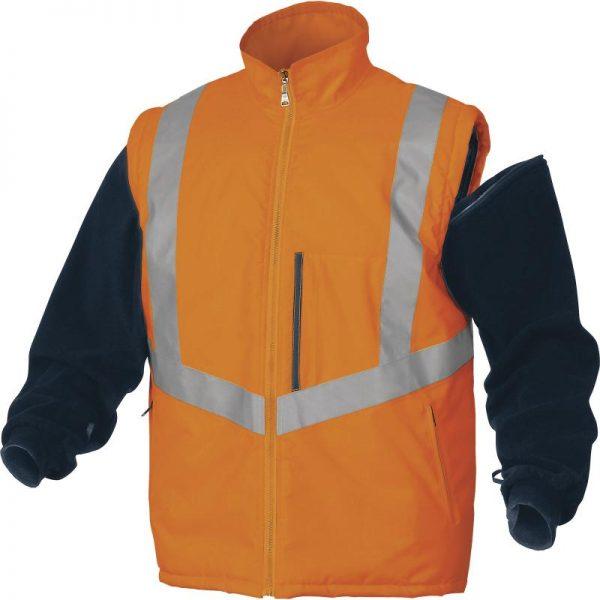 OPTIMUM OR removable bodywarmer