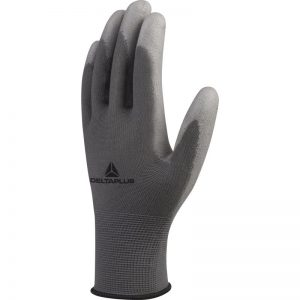 POLYAMIDE KNITTED GLOVE / PU PALM