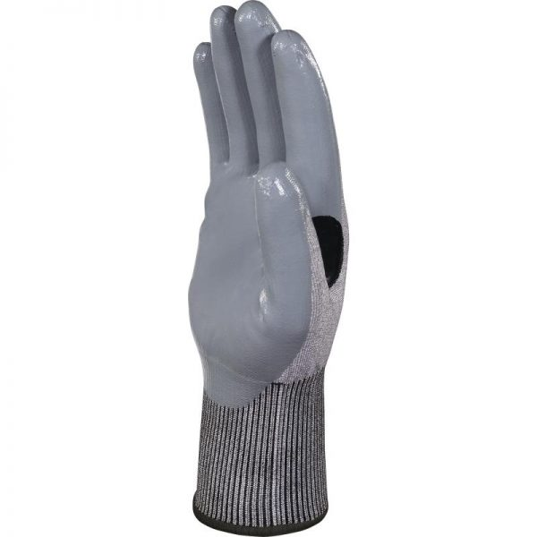 SOFTNOCUT® KNITTED GLOVE - NITRILE-COATING PALM - REINFORCEMENT