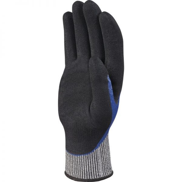 DELTANOCUT®+ KNITTED GLOVE - DOUBLE NITRILE COATING