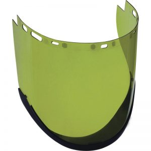POLYCARBONATE INJECTED VISOR