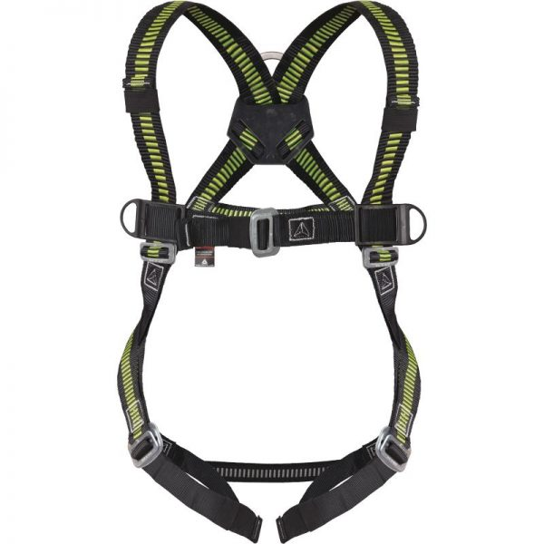 FALL ARRESTER HARNESS 1 BACK ANCHORAGE POINT