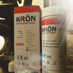 KRON Urine Strips