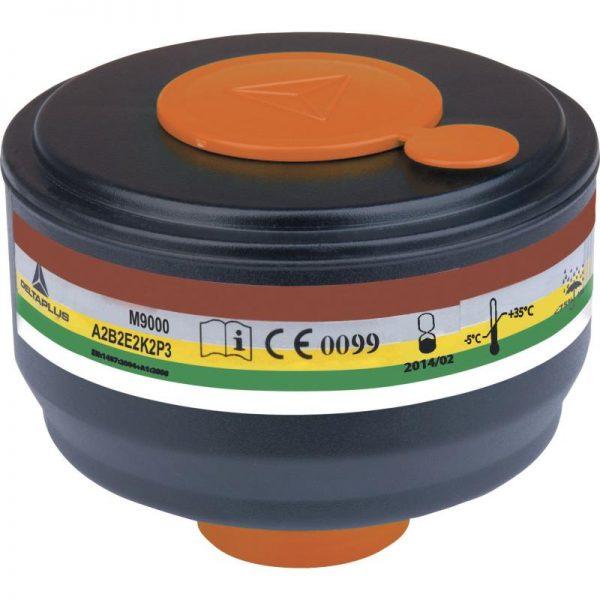 respiratory protection M9000 A2B2E2K2P3