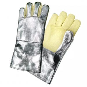 Aluminized Gloves AL145
