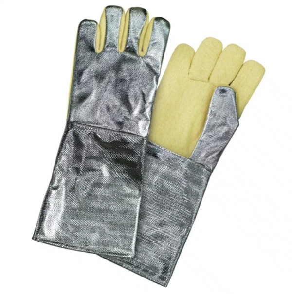 Aluminized Gloves AL165