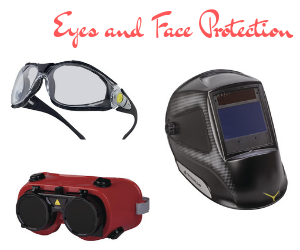 Eyes and Face Protection
