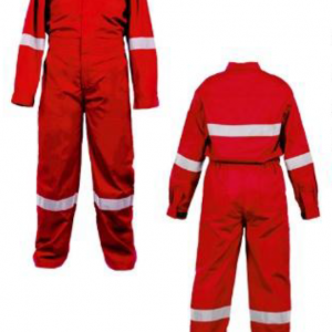 Dels Apparel Coverall