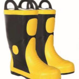 Dels Apparel Fire Boots