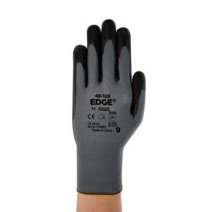 EDGE 48-128 Black and Grey Product NA - Front