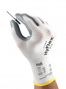 HyFlex 11-800 Grey Product Prop NA