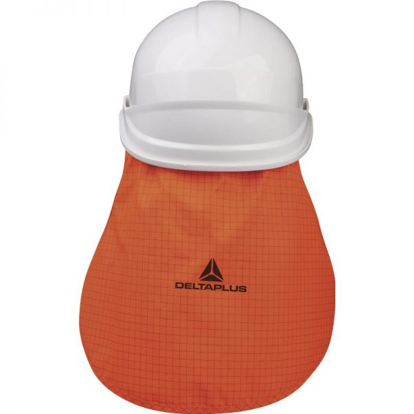 BAG OF 1 NECK PROTECTION FOR ZIRCON, QUARTZ, BASEBALL DIAMOND, GRANITE AND ONYX SAFETY HELMETS