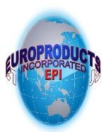 Euro Products Inc.