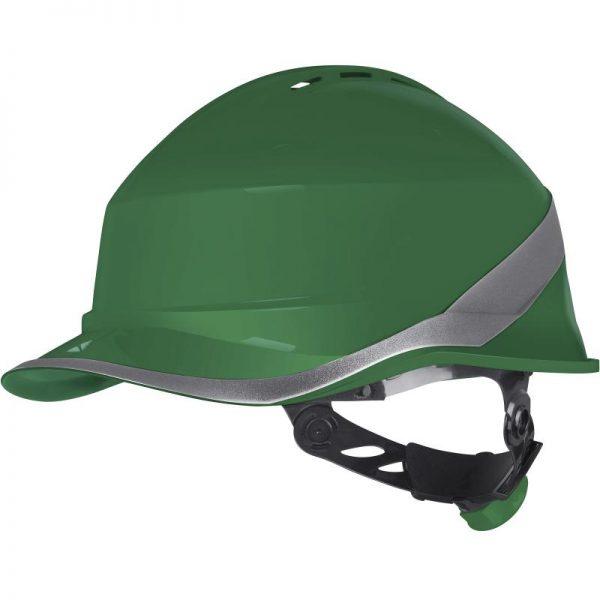 """BASEBALL CAP"" SHAPE VENTED SAFETY HELMET - ROTOR ADJUSTMENT"