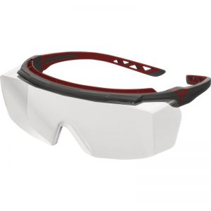 POLYCARBONATE OVER GLASSES
