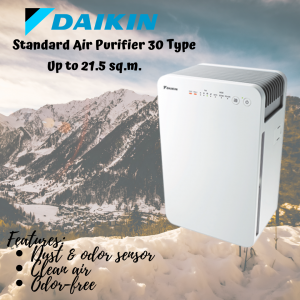 Daikin Standard Air Purifier 30 type