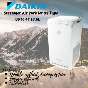 Daikin Streamer Air Purifier 55 Type