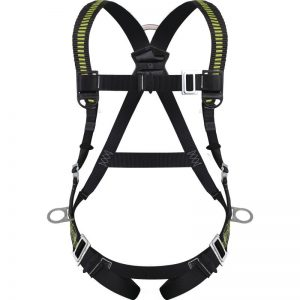 FALL ARRESTER HARNESS - 3 ANCHORAGE POINTS