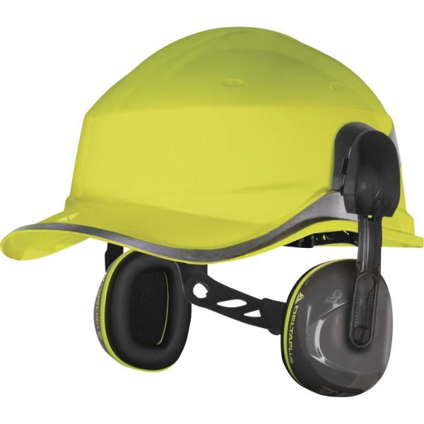 EAR DEFENDER FOR SAFETY HELMET - SNR 26 dB