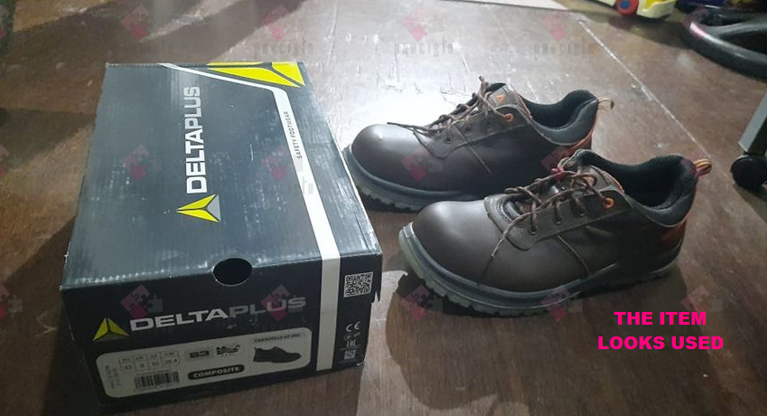 DELTA PLUS SAFETY SHOES