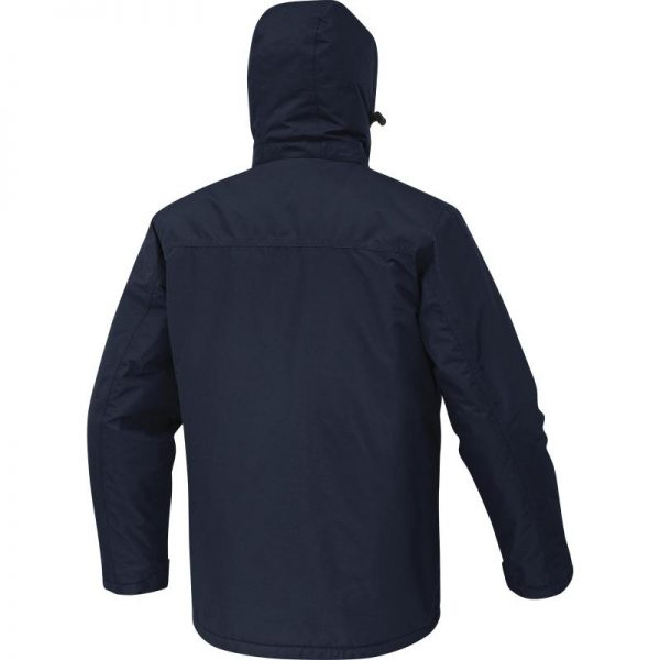 POLYESTER PARKA - BREATHABLE AND WATERPROOF