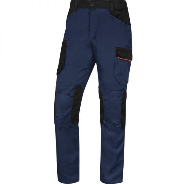 POLYESTER/COTTON/ELASTANE MACH 2 WORKING TROUSERS