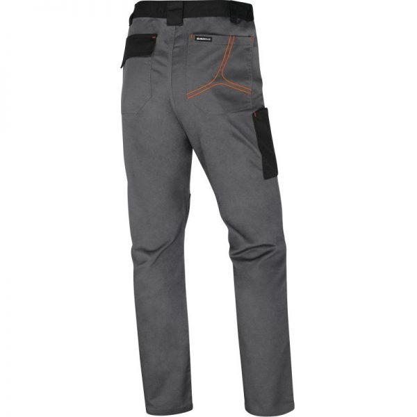 MACH 2 WORKING TROUSERS IN POLYESTER/COTTON - FLANNELETTE LINING