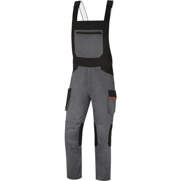 MACH2 WORKING DUNGAREES IN POLYESTER/COTTON