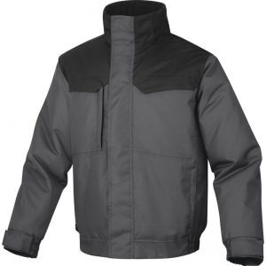PU-COATED OXFORD POLYESTER MACH WARM PADDED JACKET